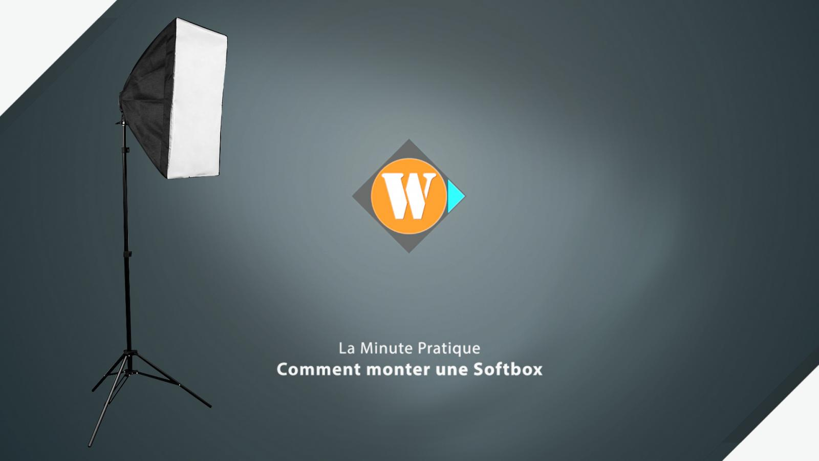 Comment monter une softbox facilement !