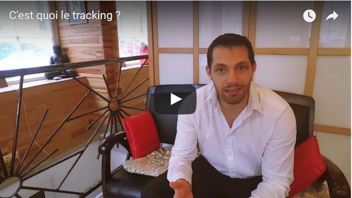 Qu'est-ce que le tracking ?