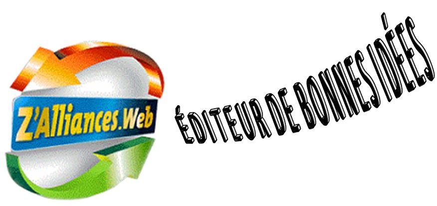 Logo de la société Z'ALLIANCES;WEB